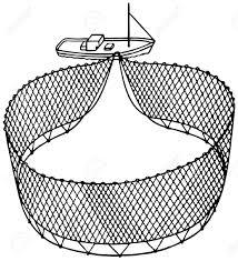 fishing net clipart many interesting cliparts