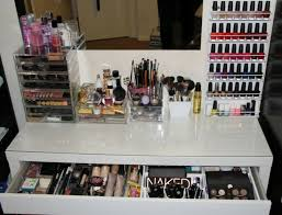 Organizing Makeup Vanity Makeup Organization Ideas Tips Makeup Vidalondon