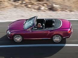 purple bentley bentley continental gt speed 2012 coupé convertible bentley