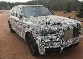 2018 rolls royce cullinan rip rolls royce phantom vii 2003 2016 news the fast lane car