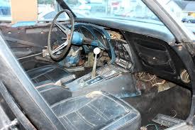1968 corvette interior project 1968 corvette roadster