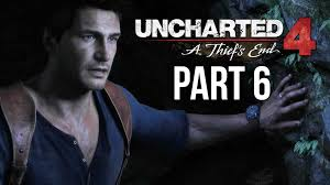 uncharted 4 gameplay walkthrough part 6 grave of henry avery