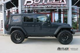 jeep vector jeep wrangler with 20in fuel vector wheels exclusively from butler