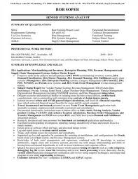business systems analyst resume template learnhowtoloseweight net