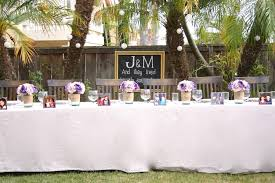 Ideas For Backyard Weddings by Rustic Backyard Wedding Decoration Ideas Weddings Eve