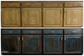 diy painted rustic kitchen cabinets embrace my space diy cabinets antique kitchen cabinets