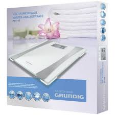 Smart Bathroom Scale Smart Bathroom Scales Grundig Ps5110 Weight Range U003d150 Kg Silver