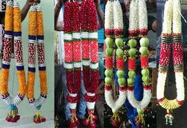 garlands for indian weddings wedding garlands marriage garlands petal garland