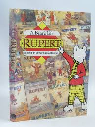 rare collectable hand book results rupert bear books