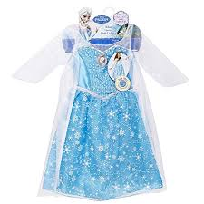 disney frozen elsa musical light dress frozen dresses