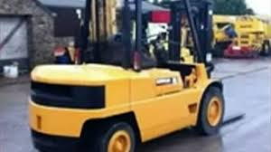 caterpillar cat dp60 dp70 forklift lift trucks service repair