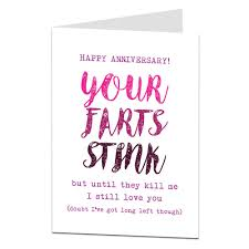 anniversary card anniversary card for him or even for
