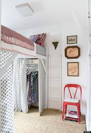 Building A Loft Bed With Storage by Best 25 Closet Bed Ideas On Pinterest Bed In Closet Bed Ideas