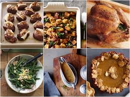 gluten free thanksgiving menu williams sonoma taste