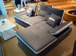 Modern Grey Sectional Sofa Gray Modern Sectional Sofa B69 Leather Sectionals