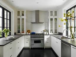 Flat Front Kitchen Cabinet Doors A Delancey Place Renovation Transitional Kitchen