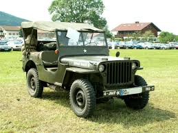 jeep kaiser cj5 jeep model designations