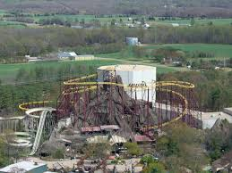 volcano the blast coaster wikipedia