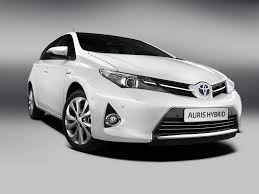the new toyota auris toyota uk media site