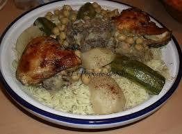 cuisine traditionnelle algeroise la rechta algéroise la popotte de silvi