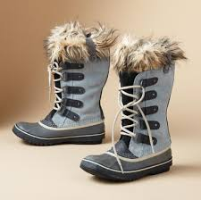 s sorel joan of arctic boots size 9 sorel joan of arctic boots in light metal size 9