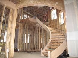 Wooden Spiral Stairs Design Spiral Flathead Lake Custom Spiral Staircases Custom Spiral