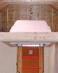 attic access doors internachi inspection forum