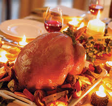 enjoy a luxury hotel thanksgiving meal
