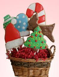christmas baskets christmas lights decoration