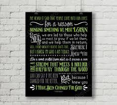 printable lyrics printable wicked broadway musical lyrics for good digital word