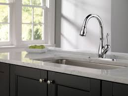 delta leland pull kitchen faucet faucet 9178 ar dst in arctic stainless by delta