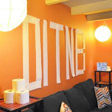 toilet paper wall letters u2013 an orange is the new black blog hop