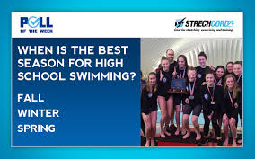 swim poll of the week when is the best season for hs swimming