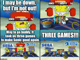 Sega Meme - big red button screwed up by roro102900 on deviantart