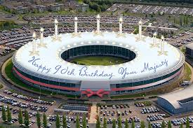 a birthday cake gchq wishes majesty a happy 90th birthday gchq site