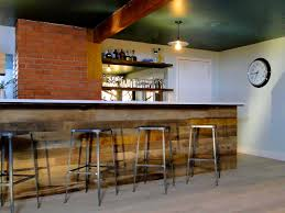 bathroom winning retro basement bar idea wooden and cabinet