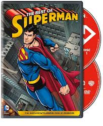 the best dvd best of superman dvd dc animated universe fandom powered by