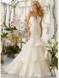 mori bridal mori 2810 sweetheart beaded mermaid bridal dress