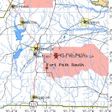 louisiana map fort polk fort polk louisiana la population data races housing