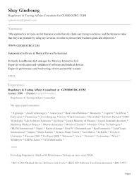 common resume format standard resume format 2695 best images
