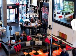 Citizenm Hotel Amsterdam by The New Times Square Hotel That U0027s Changed How We Feel About Times