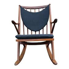 Knoll Rocking Chair Does Anyone Know Anything About This Rocking Chair By Frank Reenskaug