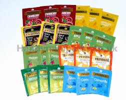 24 twinings tea bags individual sachets selection of 8 flavours