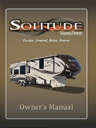 solitude owner manual rev0613 implied warranty damages