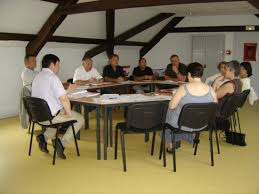 bureau reunion réunion du bureau du pays