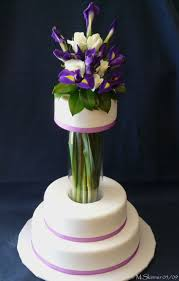 94 best iris wedding cakes images on pinterest irises iris