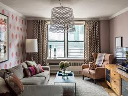 Designer Tips For Living Large In A Small Space HGTV - Large living room interior design ideas