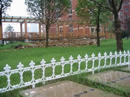 Decorative Outdoor Fencing Plastic Garden Fencing Fence Ideas