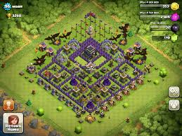 big clash of clans base clash of clans map viewer becauseigame com big