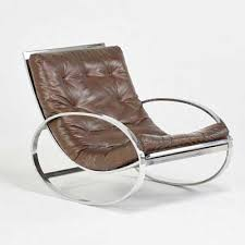 Lucite Rocking Chair Unreserved Rago Auctions
